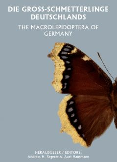 The Macrolepidoptera of Germany - Die Gross-Schmetterlinge Deutschlands